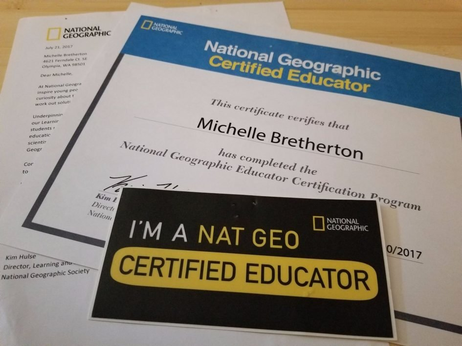 National Geographic Certified Educator Program Tundra Tales